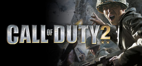 CALL OF DUTY 2 - Steam cover