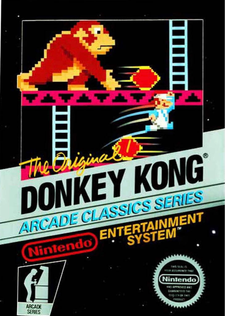 Donkey Kong - 3DS eShop cover