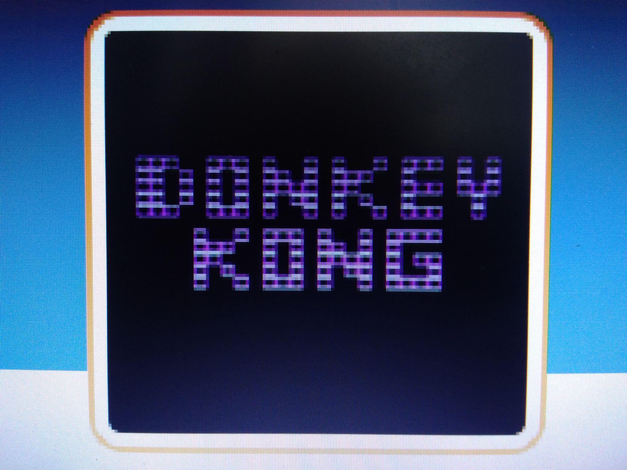 Donkey Kong - Wii U cover