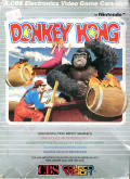 Donkey Kong - Coleco Gemini cover