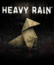 Heavy Rain - Other cover
