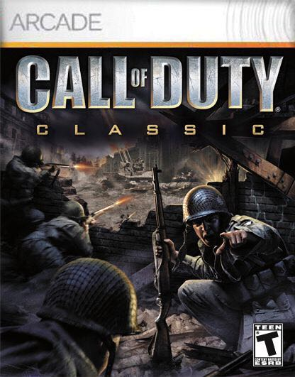 Call Of Duty - Xbox Live cover