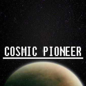 Cosmic Pioneer - PC cover