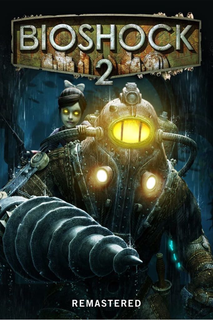 Bioshock 2 - Switch cover