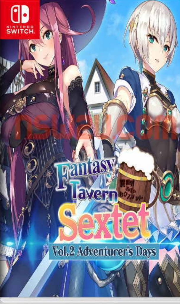 Fantasy Tavern Sextet Vol.2 - Switch cover