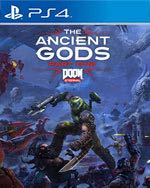 Doom Eternal: The Ancient Gods Part One - PS4 cover