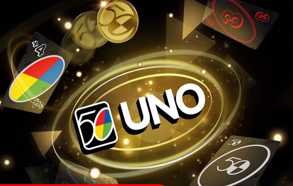 UNO: 50th Anniversary  - Xbox One cover