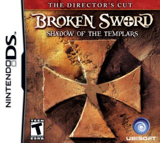 Broken Sword: Shadow of The Templars - The Director's Cut - 008888164111