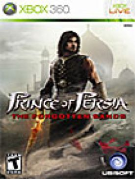 Prince of Persia: The Forgotten Sands - 008888596165