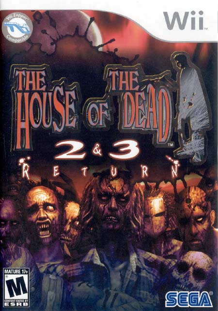 The House of the Dead 2 & 3 Return - 010086650167