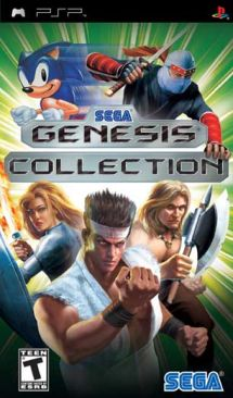 Sega Genesis Collection - 010086660142