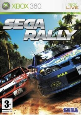 Sega Rally Revo - 010086680188