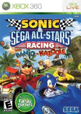 Sonic & Sega All-Stars Racing with Banjo-Kazooie - 010086680409