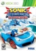 Sonic & All-Stars Racing Transformed - 010086680638