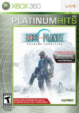 Lost Planet Extreme Condition: Colonies Edition - 013388330034