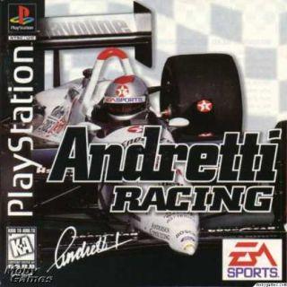 Andretti Racing - 014633074390