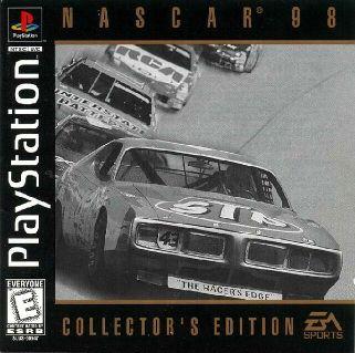 NASCAR 98: Collector's Edition - 014633079029