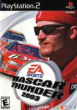 NASCAR Thunder 2003 - 014633145267