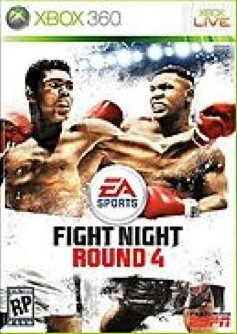 Fight Night: Round 4 - 014633155839