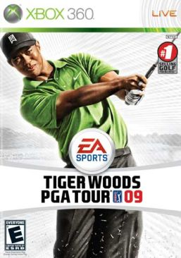 Tiger Woods PGA Tour 09 - 014633156010