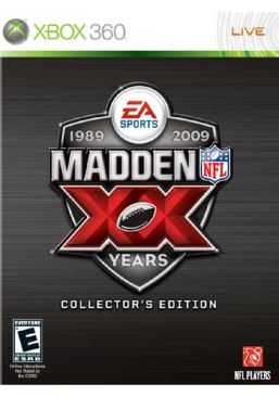 Madden NFL XX Collector's Edition - 014633191080