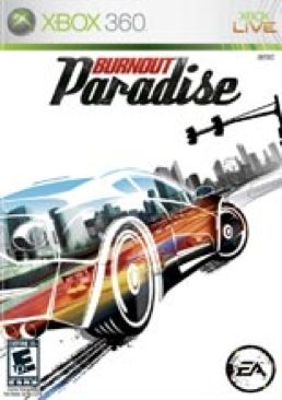 Burnout Paradise - 014633359077