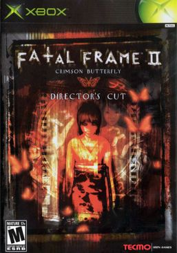 Fatal Frame II Crimson Butterfly Directors Cut - 018946010373