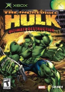 The Incredible Hulk: Ultimate Destruction - 020626723176