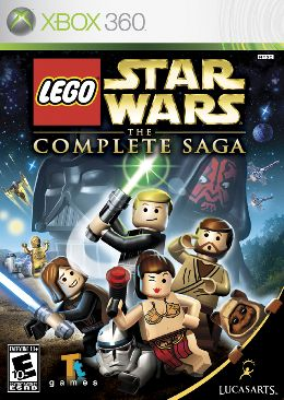 LEGO Star Wars: The Complete Saga - 023272330767