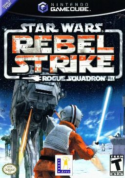 Star Wars: Rogue Squadron III: Rebel Strike - 023272662585