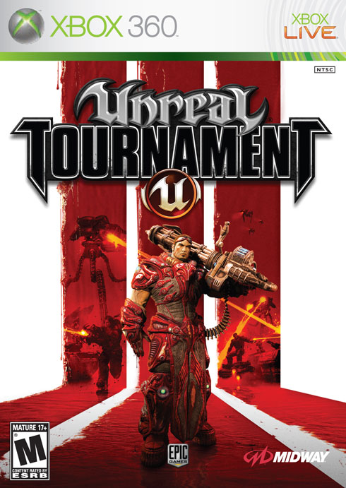 Unreal Tournament 3 - 031719301065
