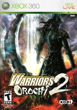 Warriors Orochi 2 - 040198001908