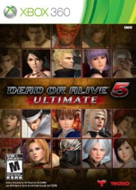 Dead Or Alive 5 Ultimate - 040198002400