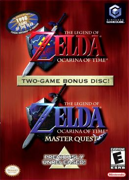 The Legend of Zelda: Ocarina of Time & Master Quest - 045496702267