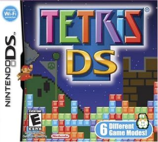 Tetris DS - 045496735975