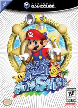 Super Mario Sunshine - 045496960681