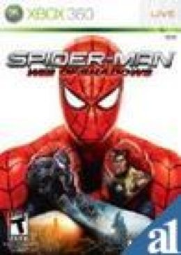 Spiderman: Web of Shadows - 047875832916