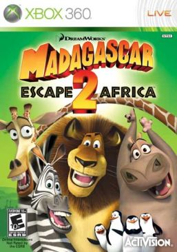Madagascar: Escape 2 Africa - 047875833036