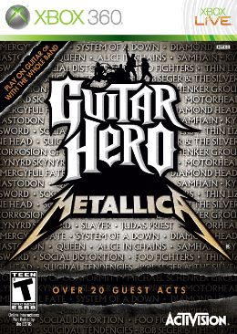 Guitar Hero Metallica - 047875957350