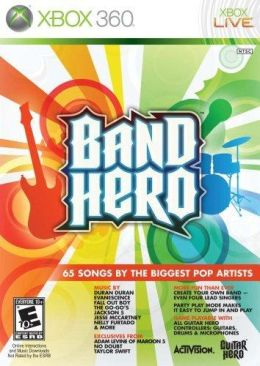 Band Hero - 047875959590