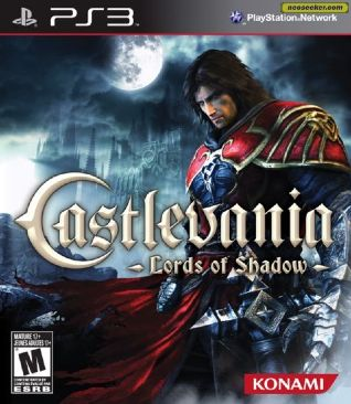 Castlevania: Lords Of Shadow - 083717202110