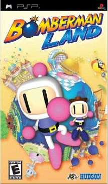 Bomberman Land - 083717260387