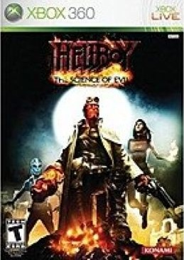 Hellboy: The Science Of Evil - 083717300625
