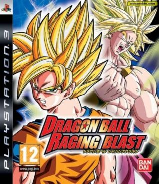 Dragon Ball Raging Blast - 3296580810444