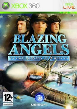 Blazing Angels 1: Squadrons Of WWII - 3307210216151