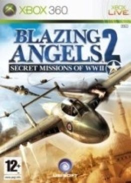 Blazing Angels 2 Secret Missions - 3307210253538
