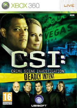 CSI: Deadly Intent - 3307211671935