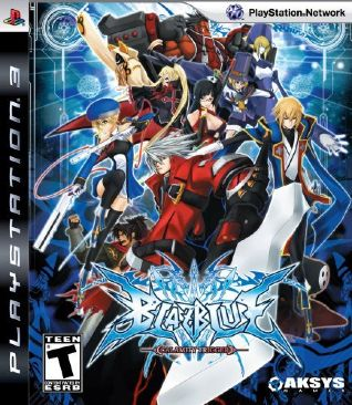 Blazblue Calamity Trigger - 4519779165040