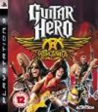 Guitar Hero : Aerosmith - 5030917053863