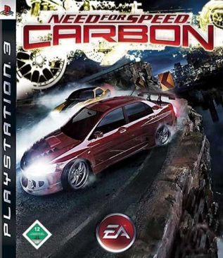 Need For Speed Carbon - 5030932052841